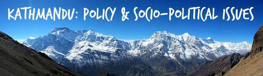 Kathmandu: Policy and Socio-Political Research   South Asia