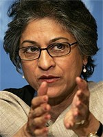 Asma Jahangir photo